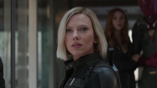 Avengers: Endgame'de Black Widow'un Alternatif Hikayeleri Vardı