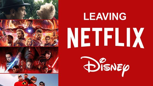 Disney Filmleri, Netflix'ten Çekililiyor!