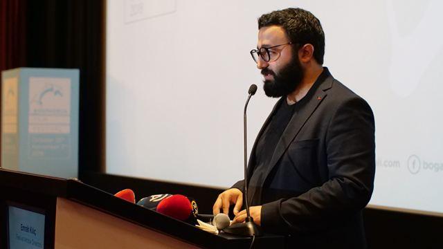 Boğaziçi Film Festivali Artistik Direktörü Emrah Kılıç, Festivali Anlattı!