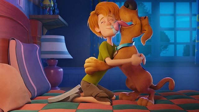 """Scooby Çetesi, """"Scoob!"""" İle Yeniden Bir Arada!"""