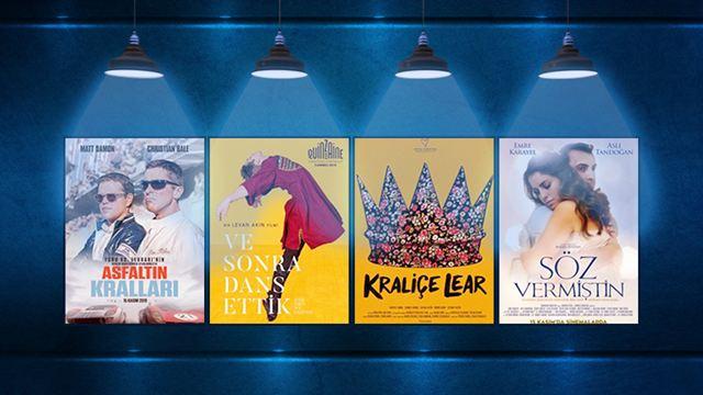 """Vizyondaki Filmler: """"Asfaltın Kralları"""", """"And Then We Danced"""""""