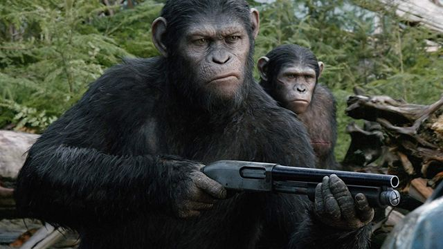 "Yeni ""Planet of The Apes"" Filmini Wes Ball Yönetecek!"
