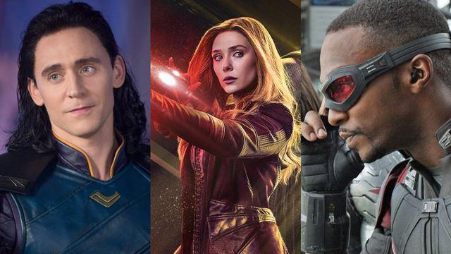 Disney+ İddialı Yapımlarından İlk Görüntüleri Paylaştı: Loki, Wanda Vision..