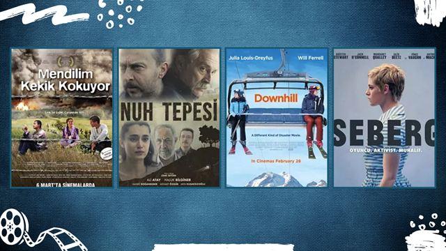 """Vizyondaki Filmler: """"Mendilim Kekik Kokuyor"""", """"Nuh Tepesi"""""""
