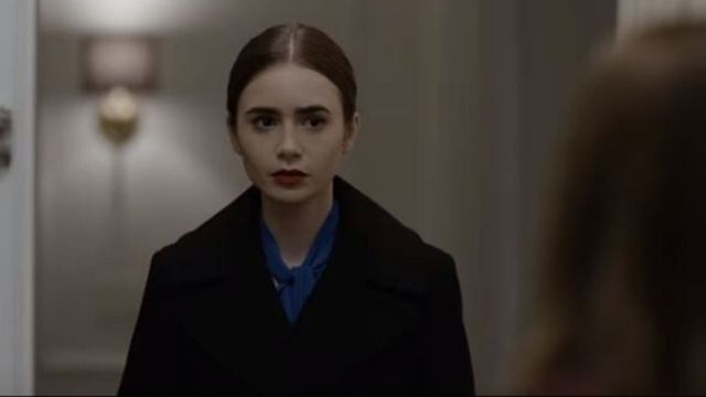 "Lily Collins'li ""Inheritance""tan Fragman!"