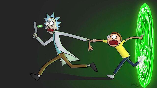 'Rick and Morty'nin 4. Sezon Dönüş Tarihi Duyuruldu!