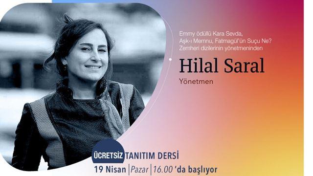 Hilal Saral ile Oyunculuk Atölyesi, İstanbul Film Akademi'de Başlıyor!