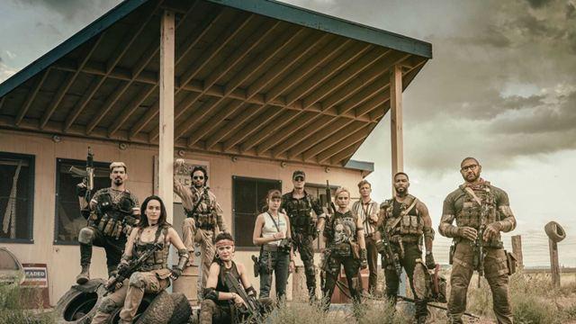 Zack Snyder'dan 'Army of the Dead' Sonrası Bir Film ve Bir Anime Serisi Geliyor!