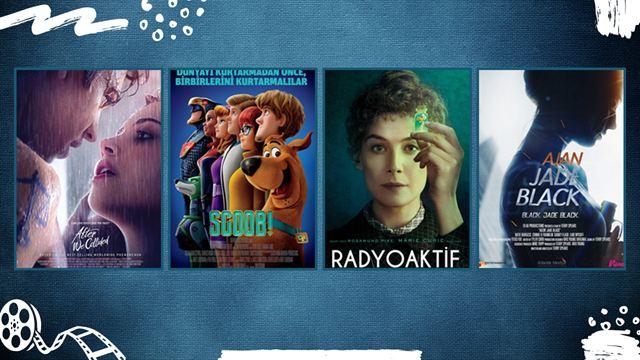 "Vizyondaki Filmler: ""After Paramparça"", ""Scoob"", ""Radyoaktif"""