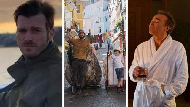 Netflix'in Yeni Türk Projelerinden Kareler!
