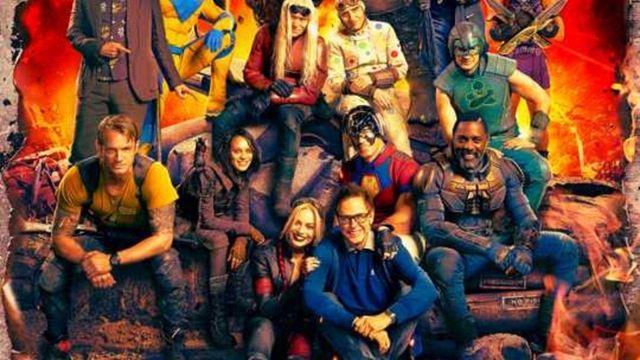 "James Gunn İmzalı ""The Suicide Squad"" Ekibi, Empire Magazine Kapağında!"