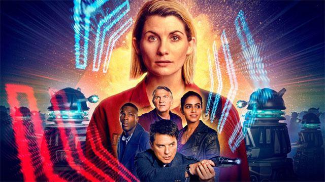 """Doctor Who Özel Bölümü """"Revolution of the Daleks""""ten Fragman"""