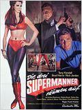 Die 3 Supermänner räumen auf