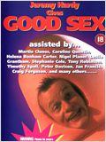 Jeremy Hardy Gives Good Sex