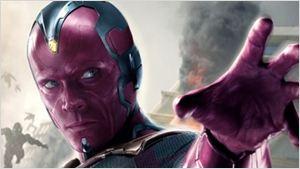 Avengers: Infinity War Filminde Vision Kavgaya Karıştı!