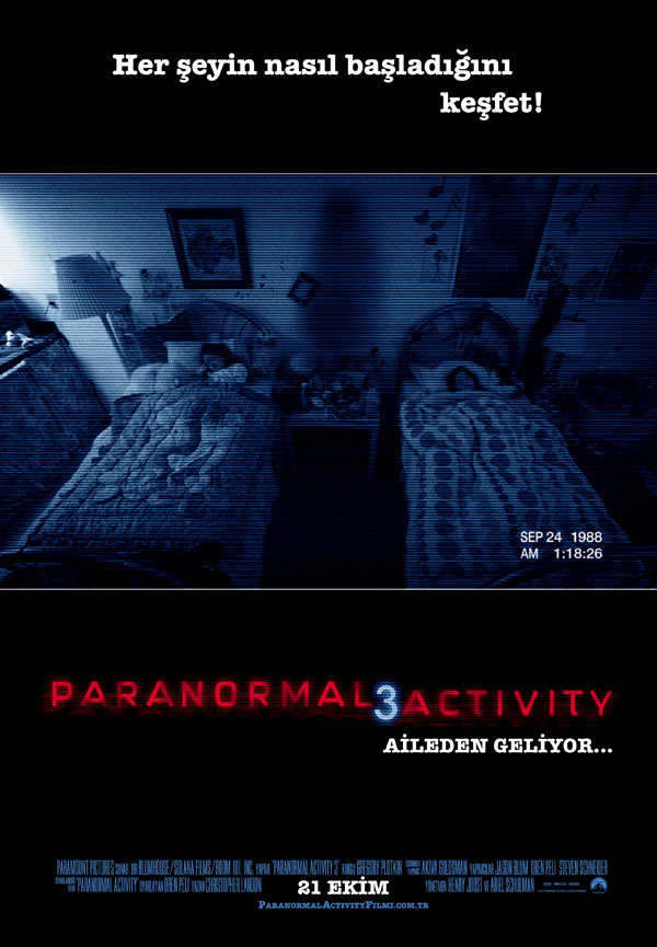 paranormal activity 4 ozet