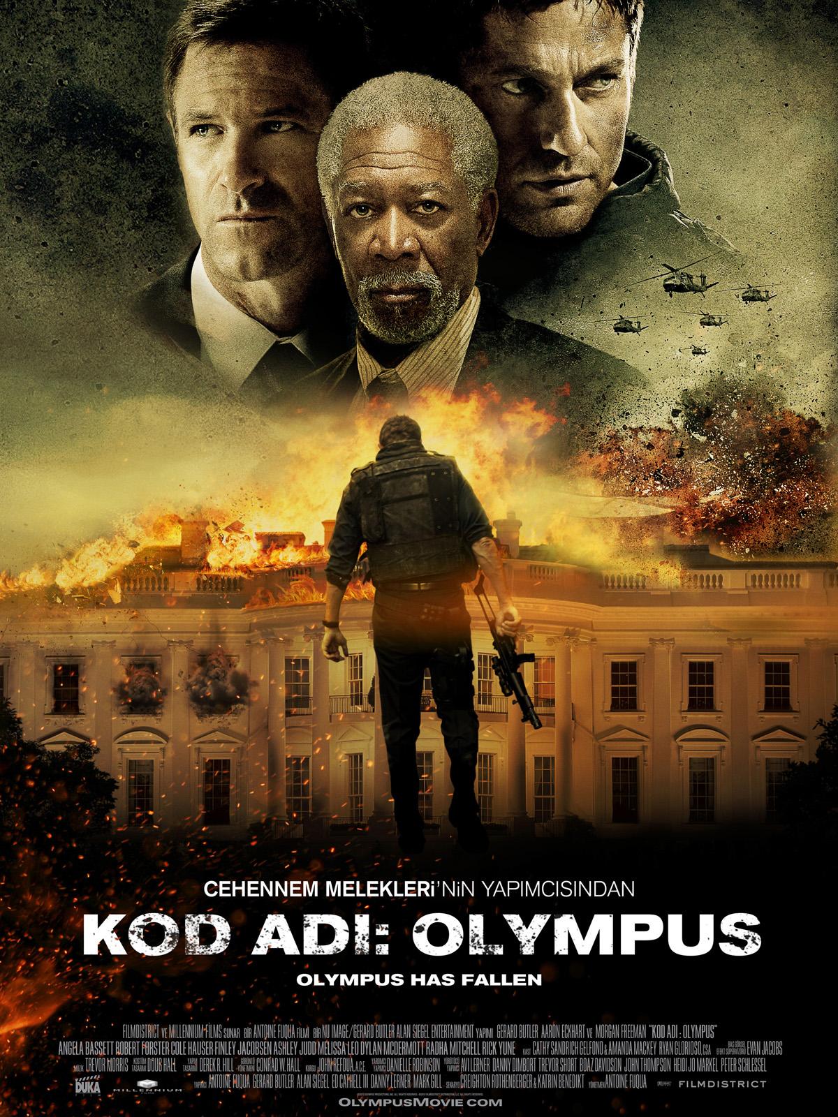 Kod Adı Olympus Olympus Has Fallen Beyazperde Com