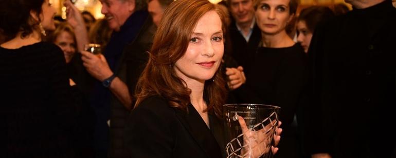 Isabelle Huppert'ye Bir Ödül Daha