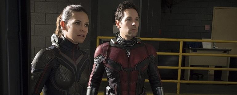"""Ant-Man ve Wasp""ın Yeni IMAX Posteri Yayınlandı!"