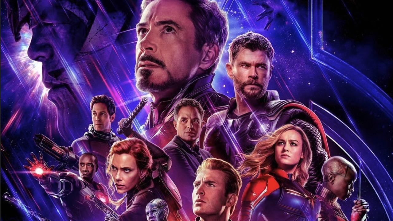 Iron Manden Endgamee Tüm Avengers Kostümleri Beyazperdecom