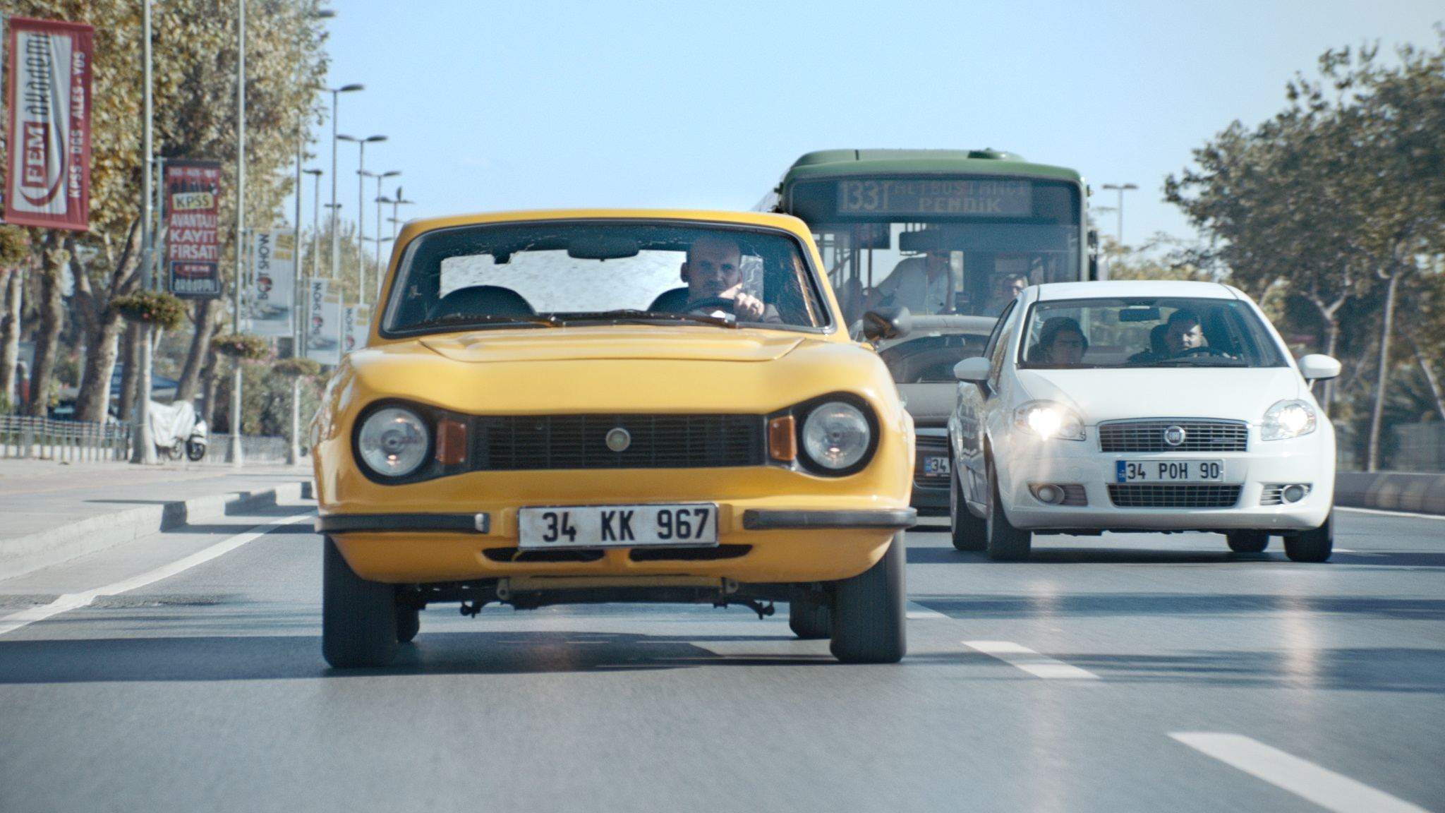 Transformers İstanbul'a İstanbul Yeşilçam'a ışınlandı: Zaman Makinesi 1973