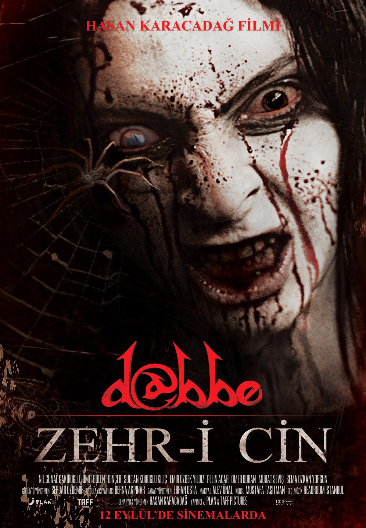 Dabbe 5: Zehr-i Cin 2014 izle - Online Film izle