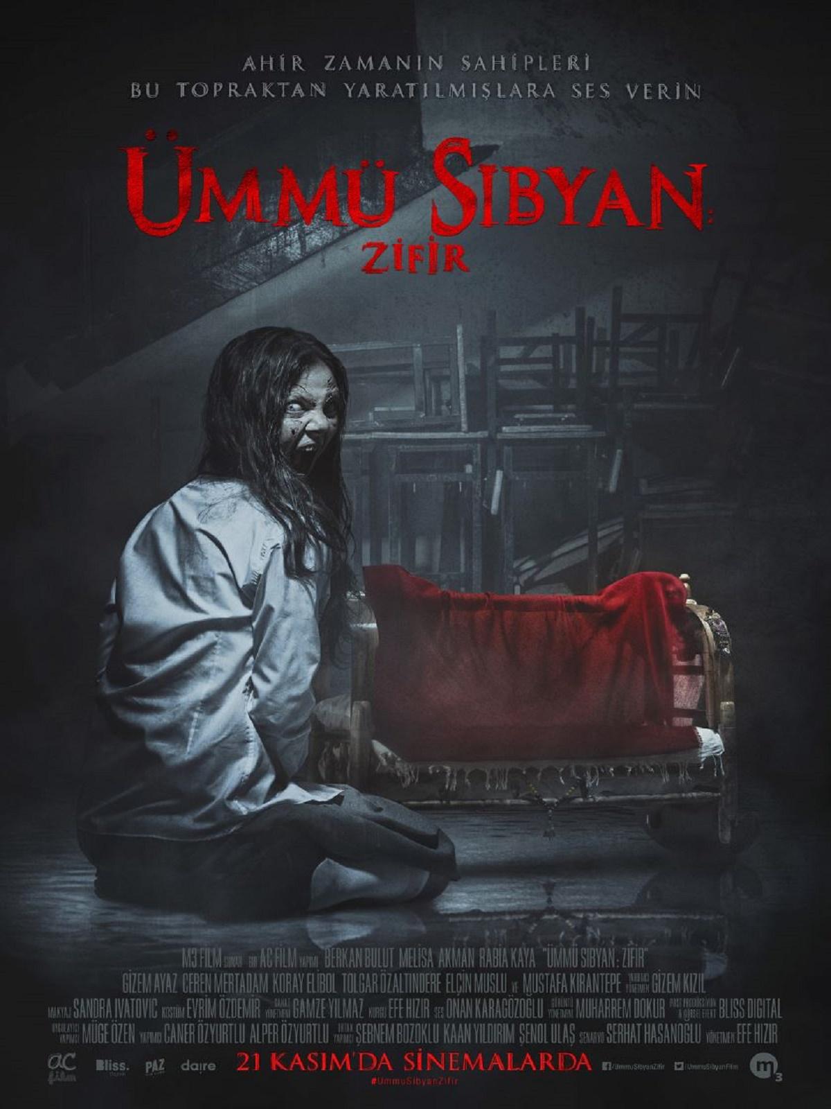 Ümmü Sibyan: Zifir izle | 2015 Yeni Korku Filmi