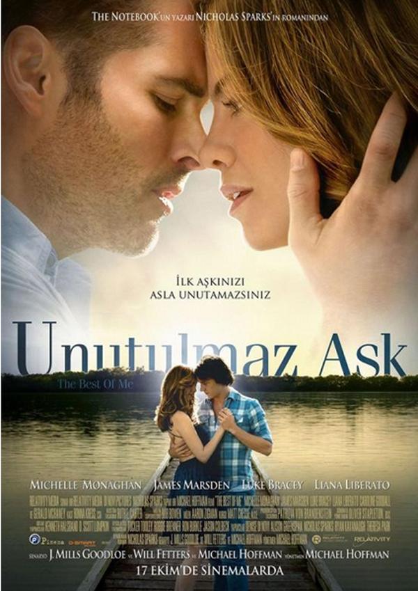 Unutulmaz Aşk Filmi Için Benzer Filmler Beyazperdecom