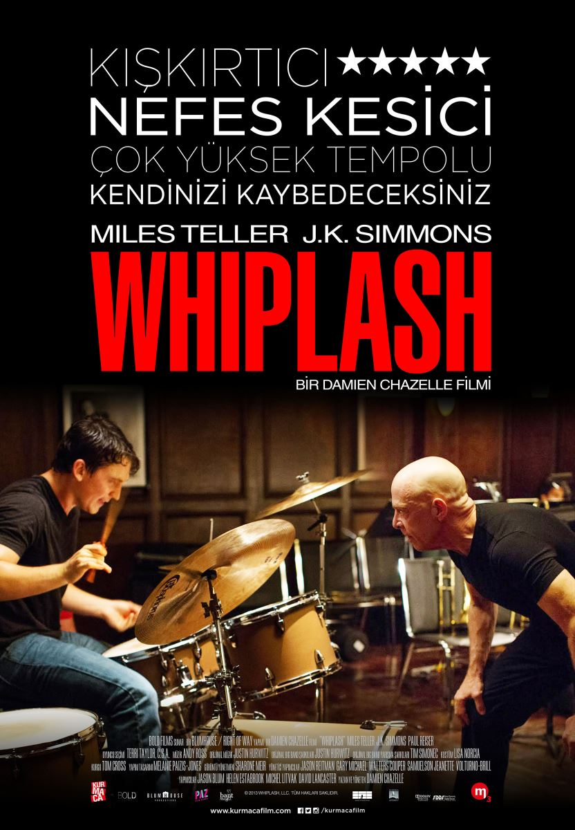 Whiplash – Whiplash Turkce Dublaj izle 2014
