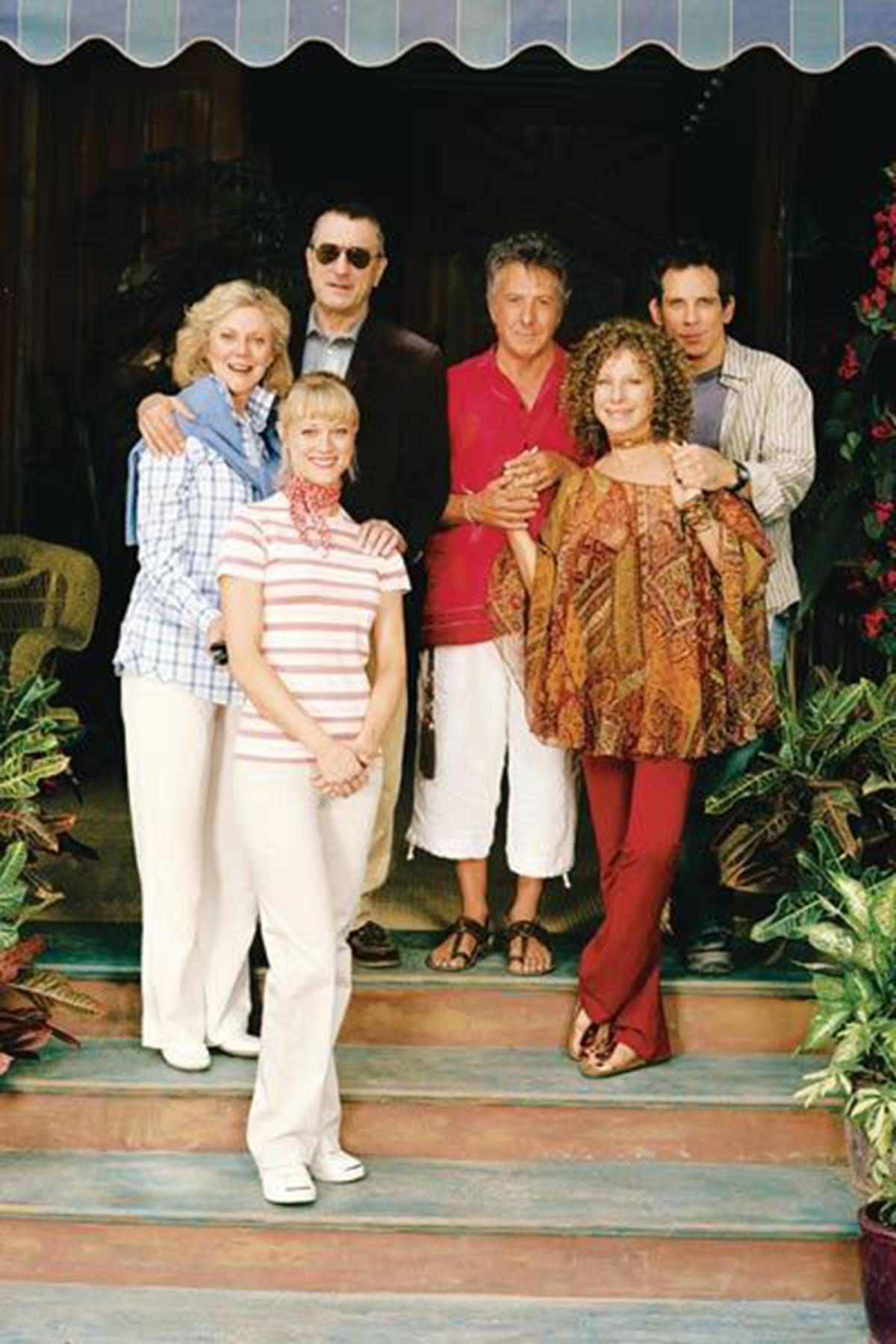 Robert De Niro resimleri - Zor Baba ve Dünür : Fotograf Barbra Streisand,  Ben Stiller, Blythe Danner, Robert De Niro, Teri Polo - Beyazperde.com