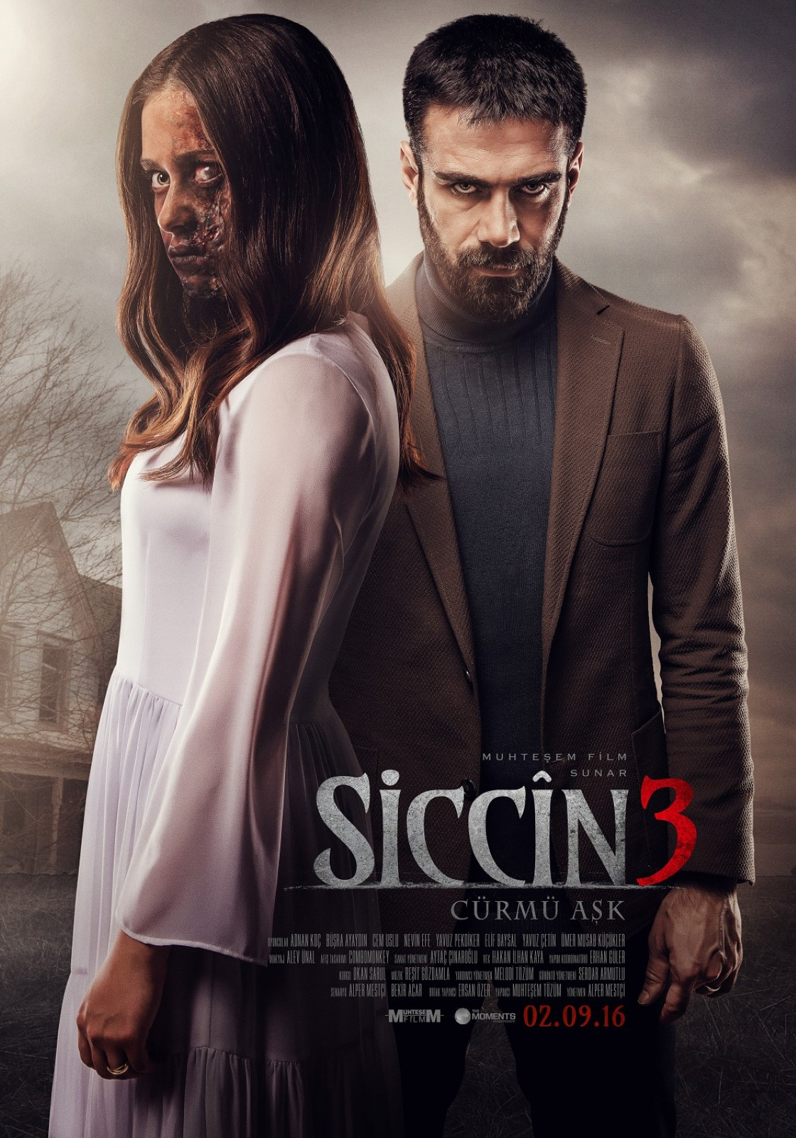 Siccin 3 Cürmü Aşk Film 2016 Beyazperdecom