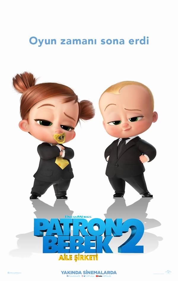 Patron Bebek 2 Aile Sirketi The Boss Baby Family Business Beyazperde Com