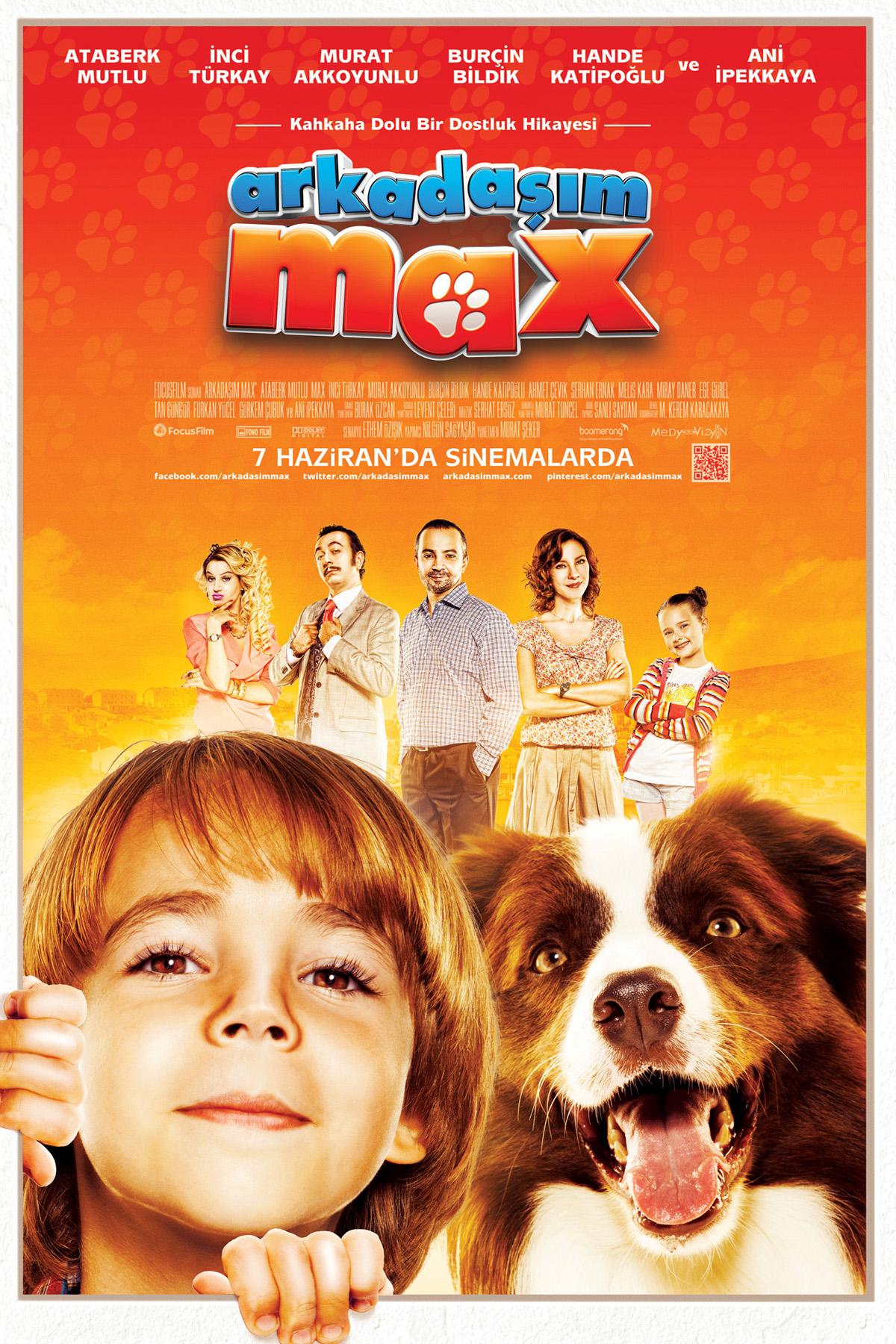 Arkadaşım Max – Filmin Künyesi 53