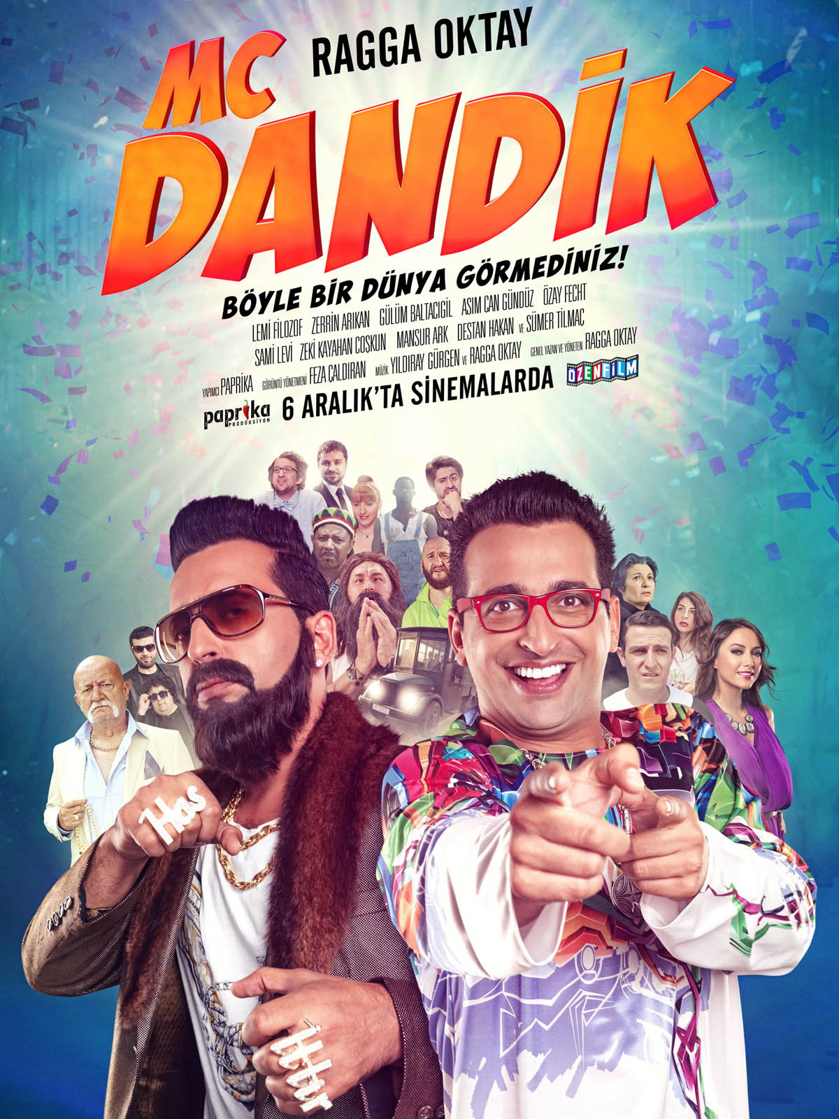 Mc Dandik Full HD film izle