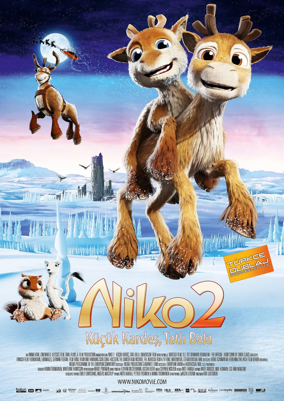 «Мультфильм Про Олененка Нико» — 2006