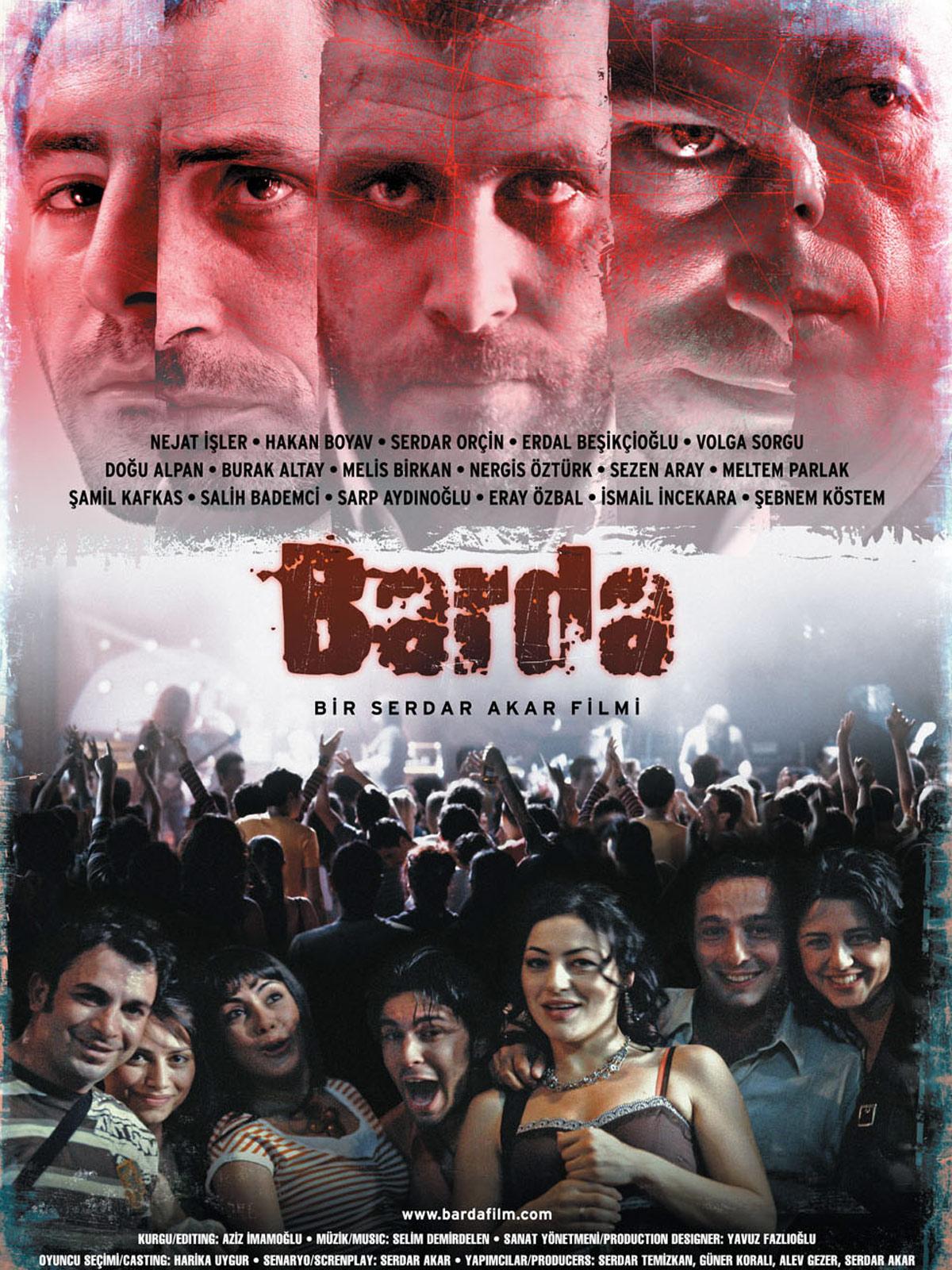 Barda 2007 Drama Sinema Odaları Suç Gizem Film Hafızası