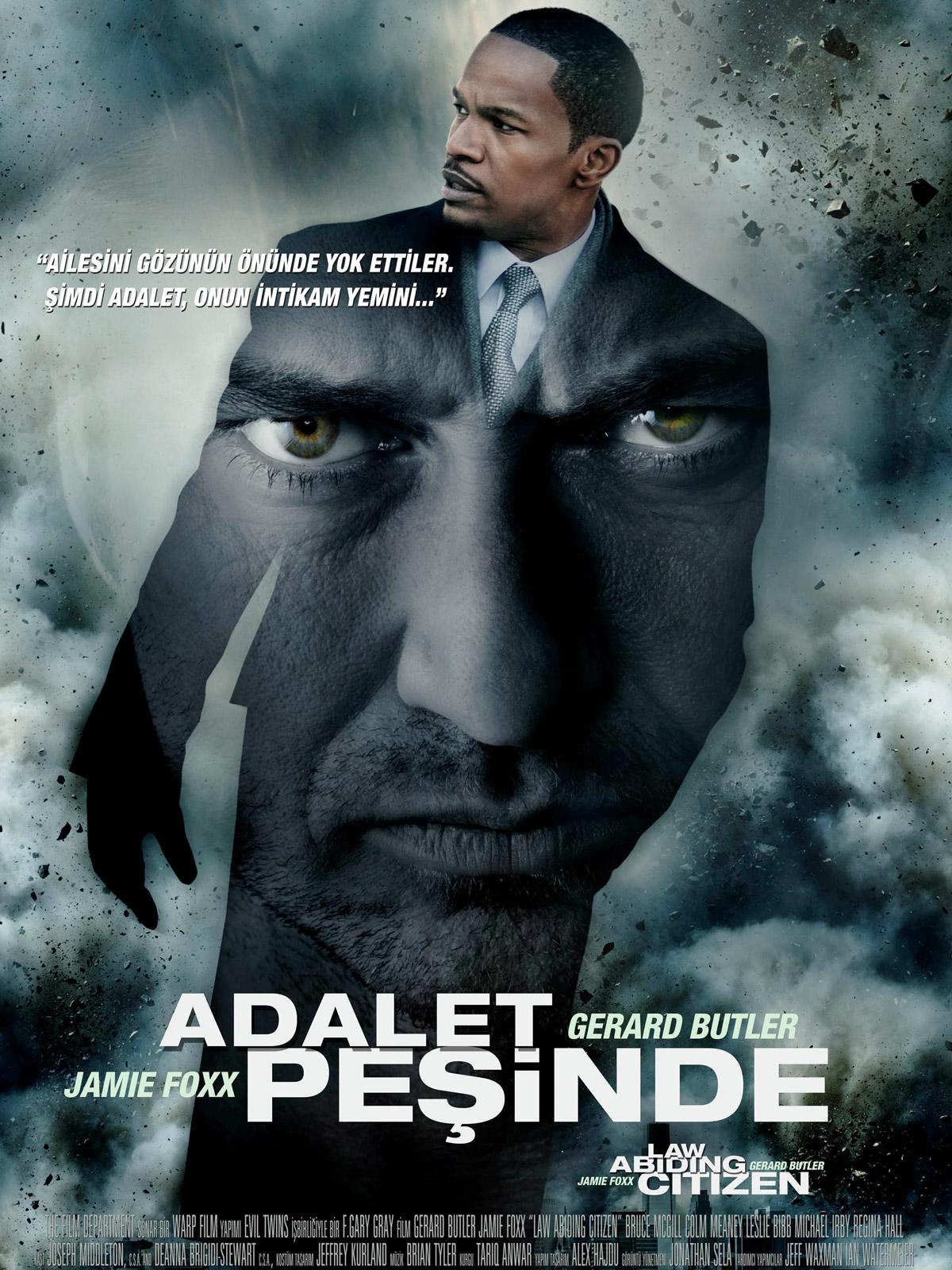 Adalet Peşinde - Law ... Gerard Butler