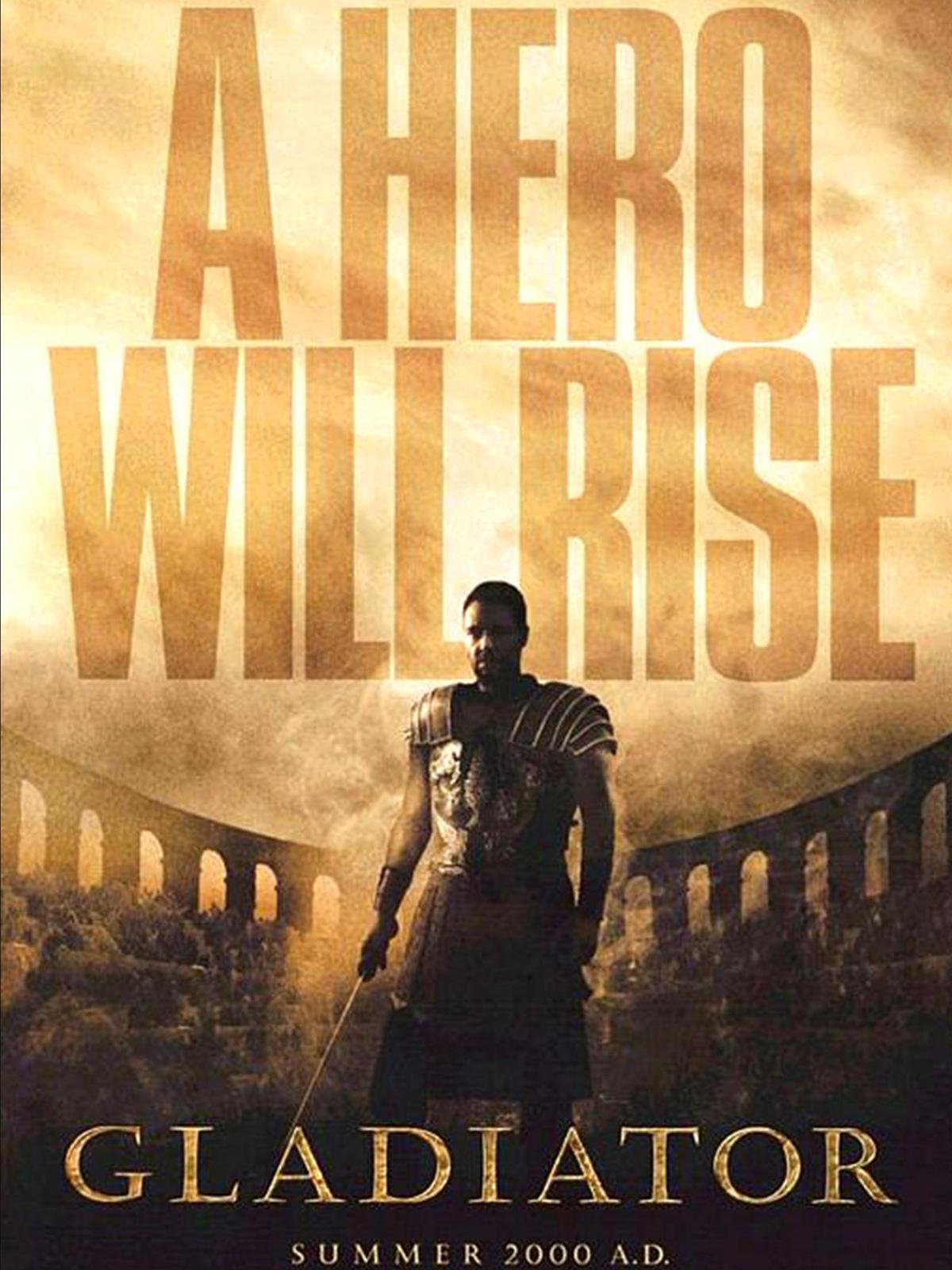 a heros journey gladiator the movie essay