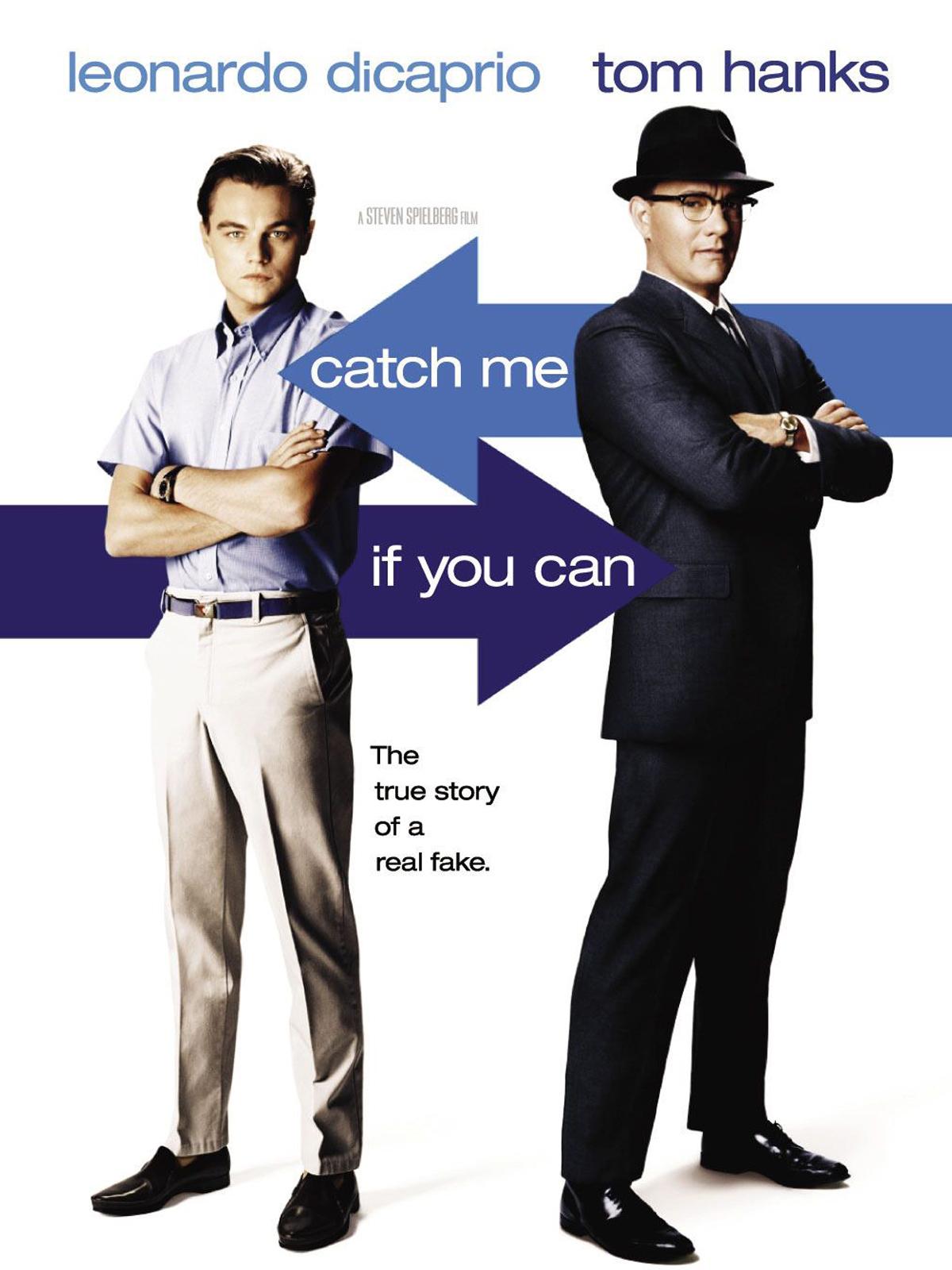 Sıkıysa Yakala – Catch Me If You Can