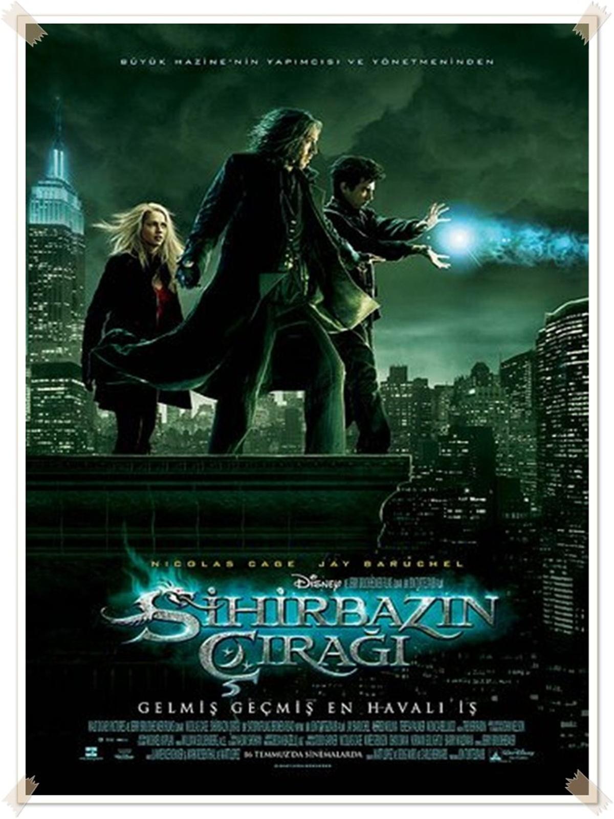Sihirbazın Çırağı – The Sorcerer's Apprentice 2010 Türkçe Dublaj izle