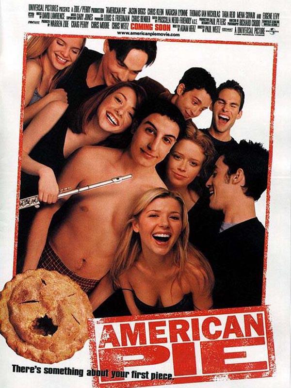 Amerikan Pastası Filmin Kadrosu Ve Ekibin Tamamı Beyazperdecom