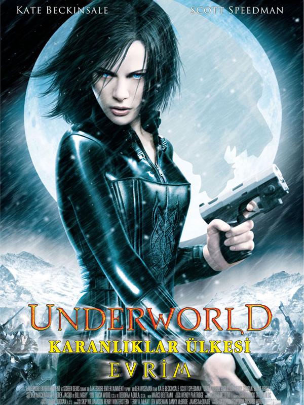 Karanlıklar ülkesi Evrim Underworld Evolution Beyazperdecom