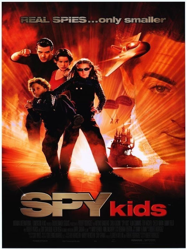 Movie spy vide