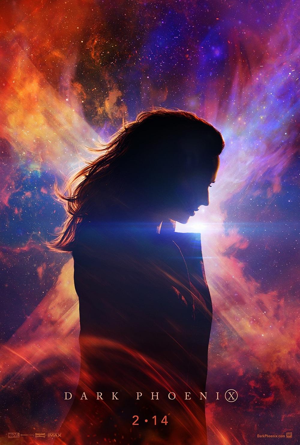 x-men dark phoenix poster ile ilgili görsel sonucu