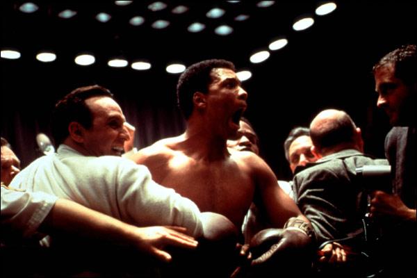 Ali : Fotograf Ron Silver, Will Smith