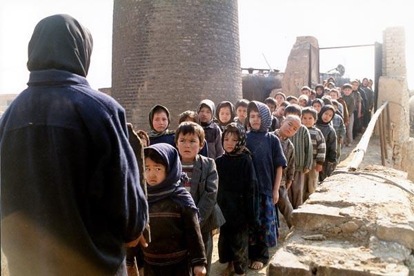 11 Eylül : Fotograf Samira Makhmalbaf