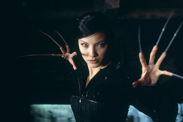 X-Men 2 : Fotograf Kelly Hu