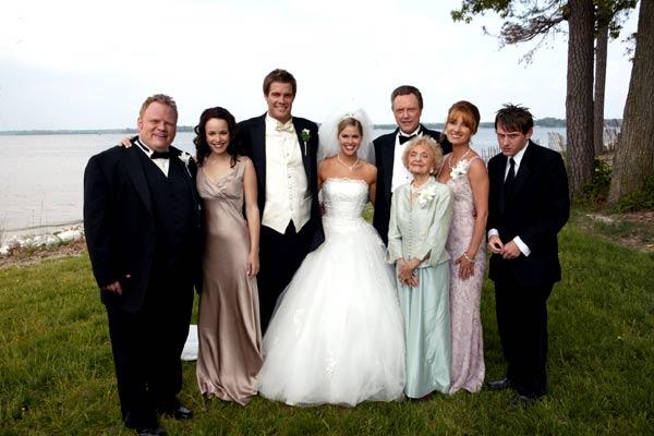 Davetsiz Çapkinlar : Fotograf Christopher Walken, Ellen Albertini Dow, Jane Seymour, Keir O'Donnell, Rachel McAdams