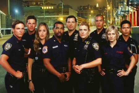 Third Watch : Fotograf Amy Carlson, Anthony Ruivivar, Eddie Cibrian, Jason Wiles, Kim Raver
