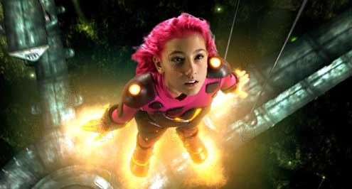 Adventures of Shark Boy & Lava Girl in 3-D, The : Fotograf Robert Rodriguez, Taylor Dooley